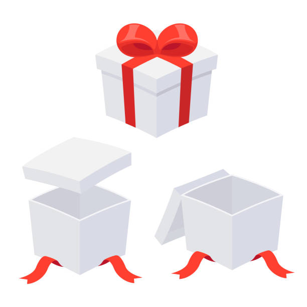 Best Empty Box Illustrations, Royalty-Free Vector Graphics