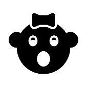 open mouth   emoji   emoticon