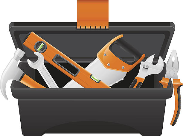 Best Open Tool Box Illustrations, Royalty-Free Vector ...