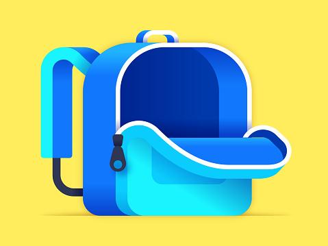 Open School Backpack
