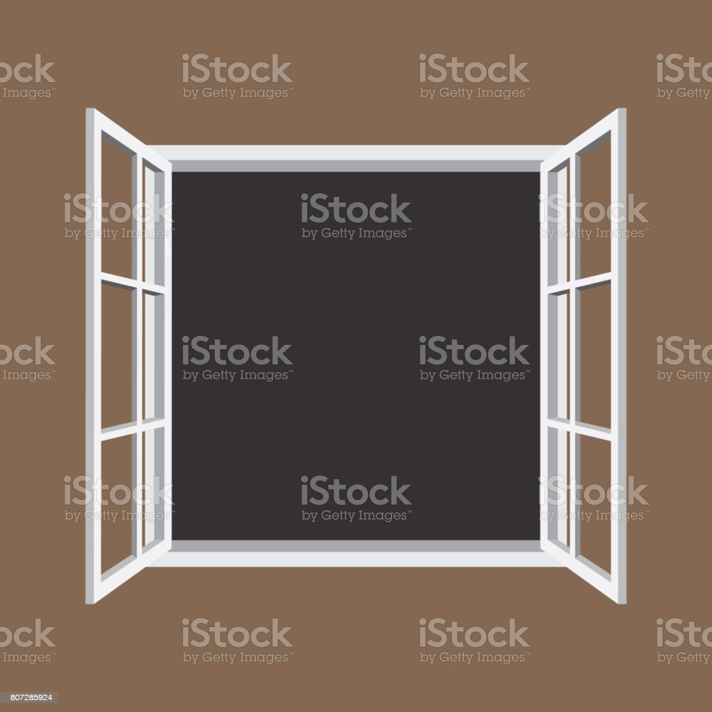royalty free window frame clip art vector images illustrations rh istockphoto com window frame clips for glass window frame clips for glass