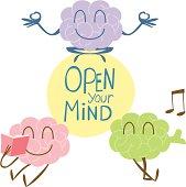 Open your mind - Singing, Reading, Yoga