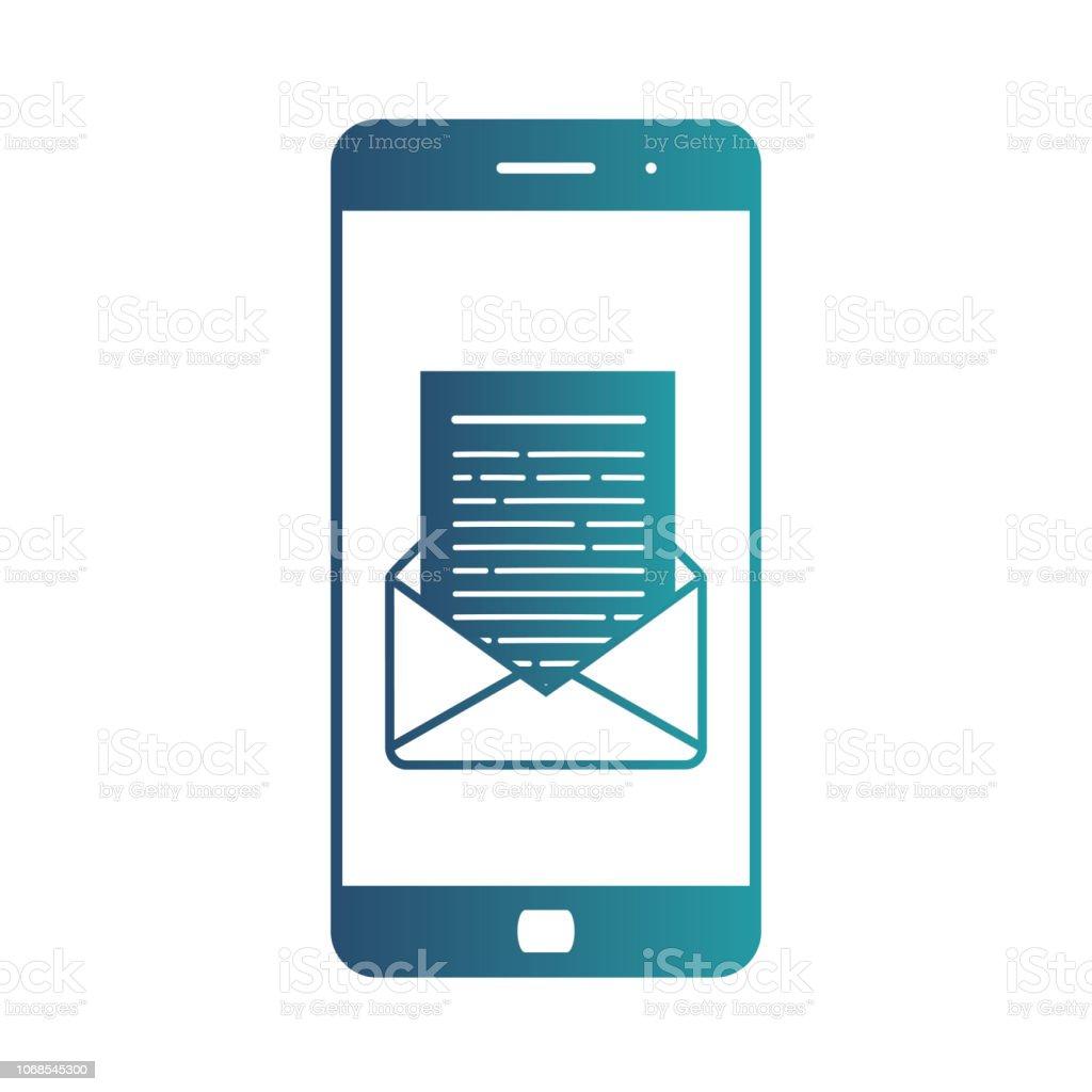 Eröffnung der E-Mail