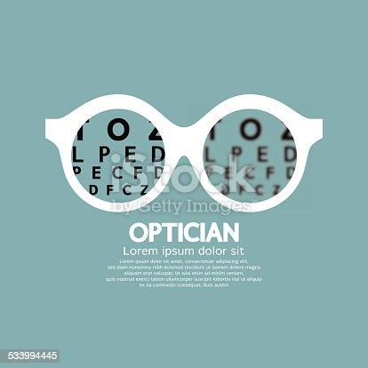 istock Optician, Vision Of Eyesight 533994445