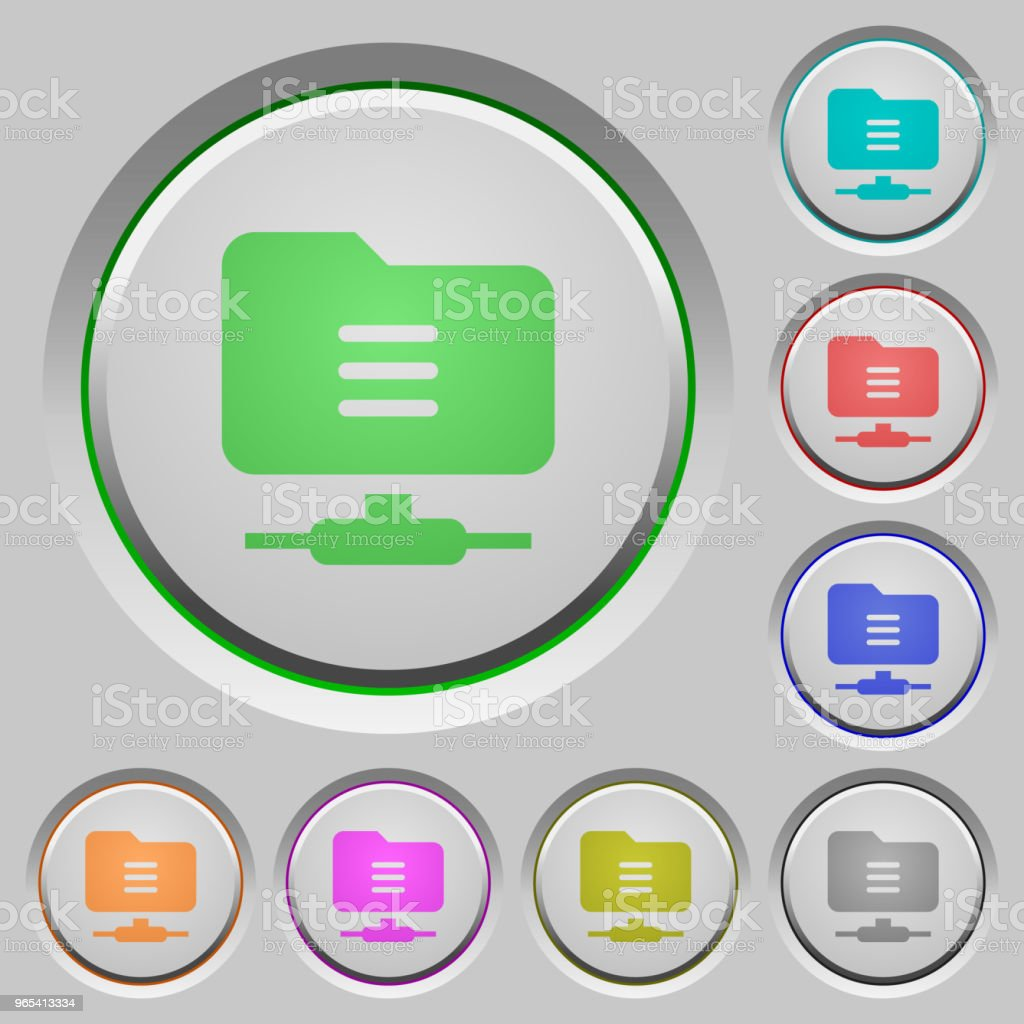FTP options push buttons royalty-free ftp options push buttons stock vector art & more images of at the edge of
