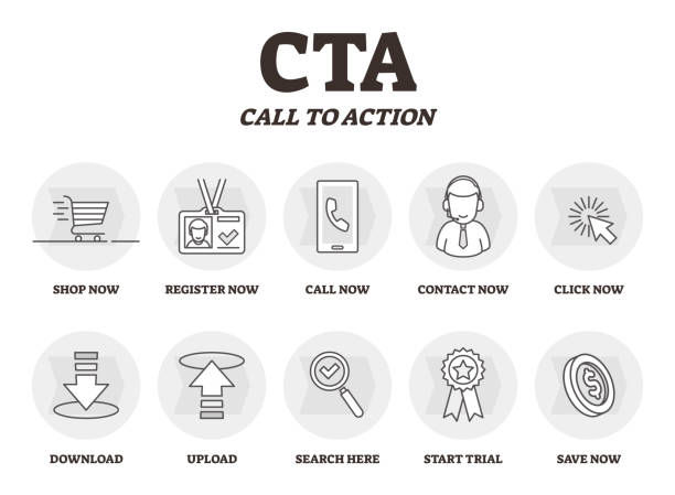 Top 60 Cta Clip Art, Vector Graphics and Illustrations