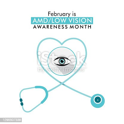 istock AMD or low vision awareness month 1295507338