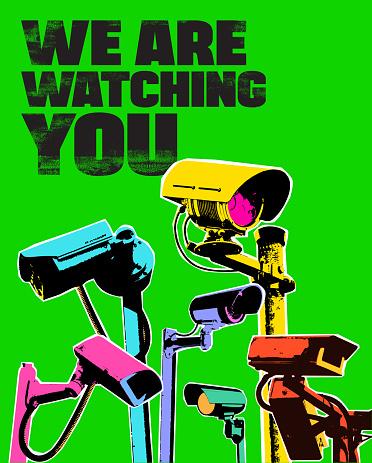 CCTV or Security Cameras