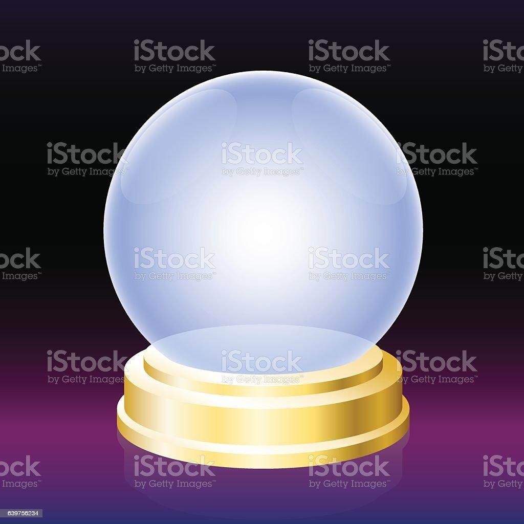 Oracle Crystal Ball oracle crystal ball vecteurs libres de droits et plus d'images vectorielles de boule de cristal libre de droits