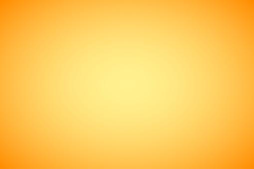 Orange abstract gradient background