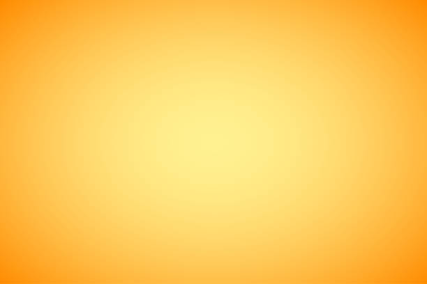 Orange abstract gradient background Orange abstract gradient background yellow stock illustrations