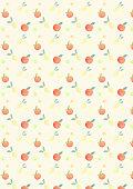 Orange and Lemon Pattern
