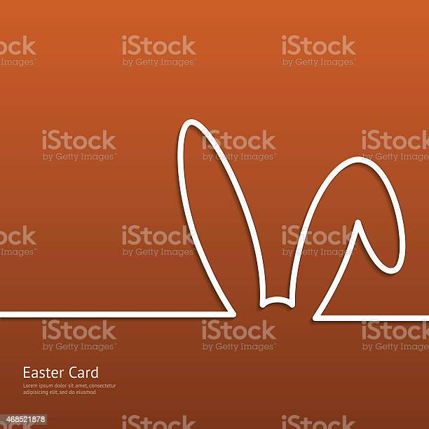 Orange background with white silhouette of easter rabbit vector id468521878?b=1&k=6&m=468521878&s=612x612&h=a1t agajwktkpxafltzl k5ksdtrpejltx95dvi8wzy=