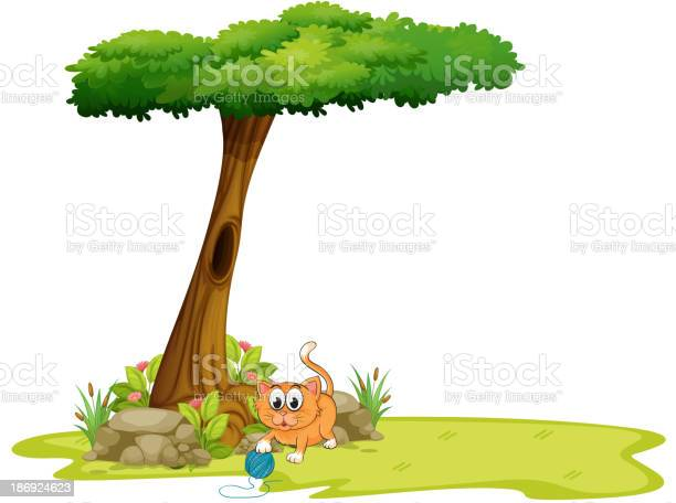 Orange cat playing under the tree vector id186924623?b=1&k=6&m=186924623&s=612x612&h=swuvgsubie14dcizzlqkv9ww3sx5mht1yxsio gsls0=