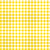 Orange checkered tablecloths patterns.