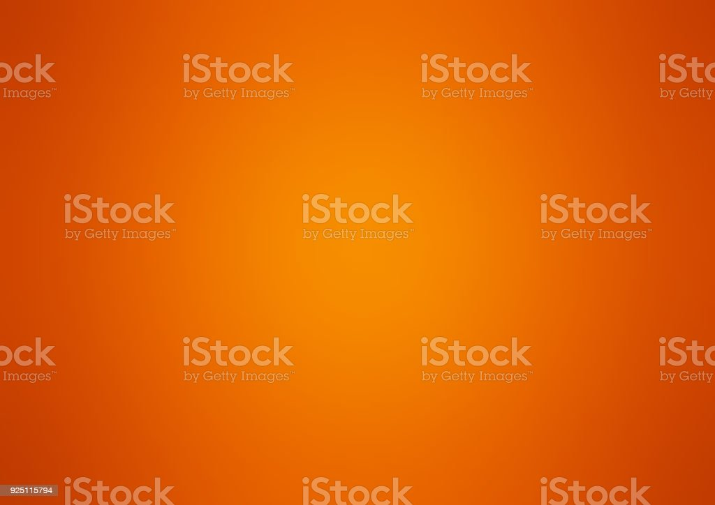 Orange colour background, vector