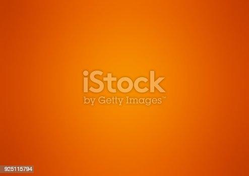 istock Orange colour background, vector 925115794