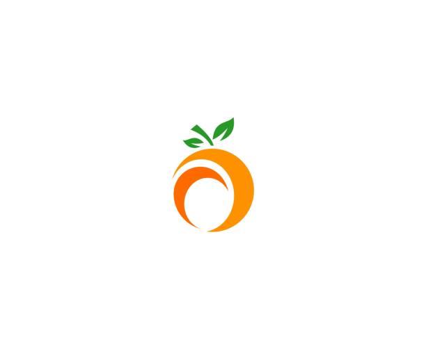 Orange icon  – Vektorgrafik