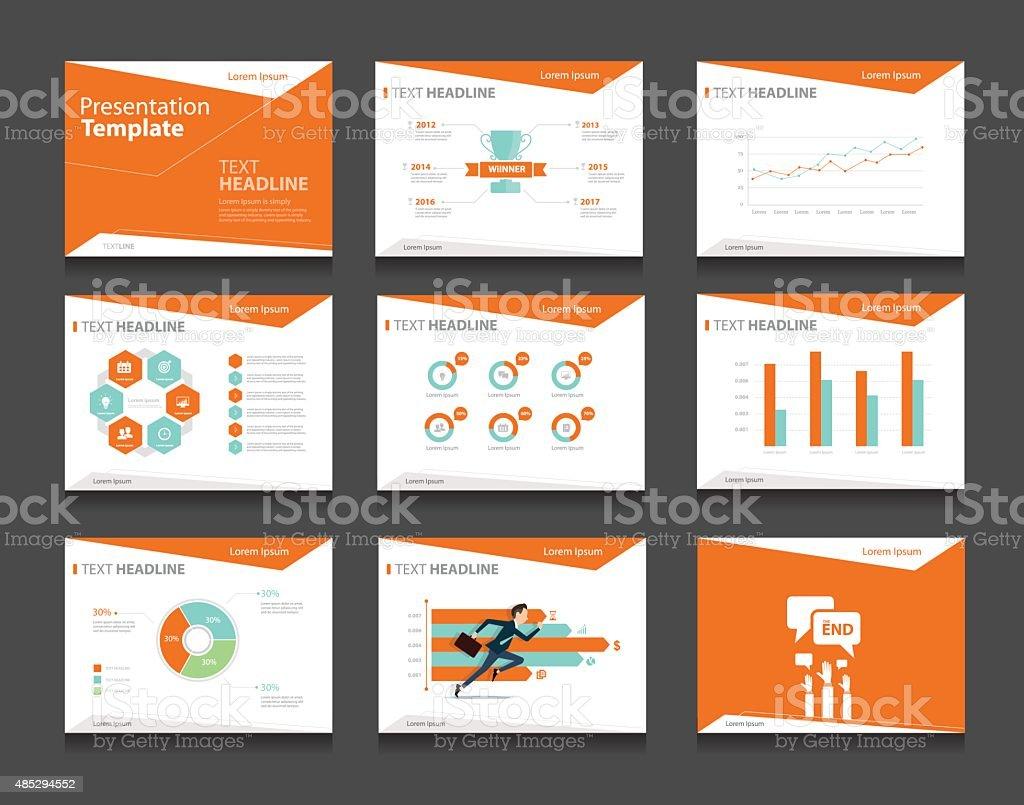 laranja de neg cios apresenta o infogr fico modelo setpowerpoint modelo de design de fundos. Black Bedroom Furniture Sets. Home Design Ideas