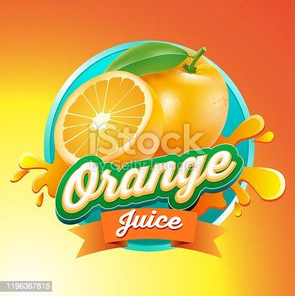 istock Orange juice 1196367815
