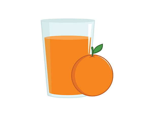 Royalty Free Orange Juice Clip Art, Vector Images ...