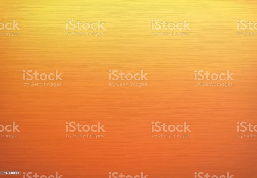 orange metal background., illustration vector. vector art illustration