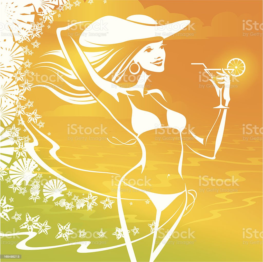 Orange vacations royalty-free orange vacations stock vector art & more images of adult