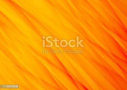 istock Orange vector background with stripes, can be used for cover design, poster, advertising 1170025329