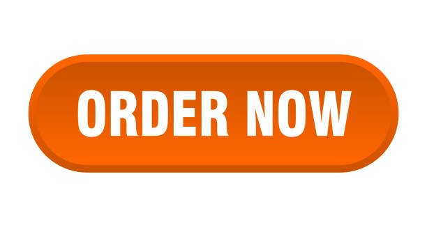 order now button. order now rounded orange sign. order now order now button. order now rounded orange sign. order now arrange stock illustrations