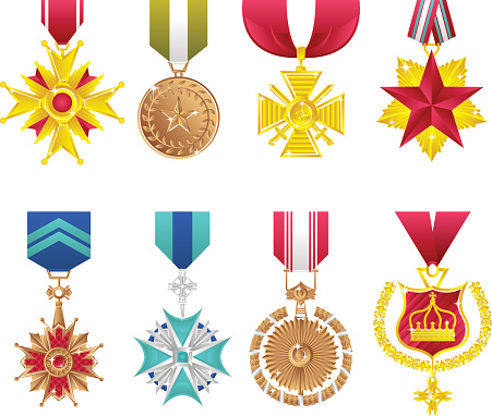 Orders and honours