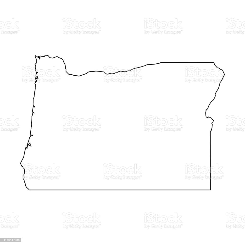 Oregon State Of Usa Solid Black Outline Map Of Country Area ... on oregon counties map, oregon on alabama, portland river map, bend central oregon map, oregon department of forestry, oregon county map, the oregon map, oregon co map, oregon map online, oregon coast ranges physical, oregon railroads today map, oregon map with cities only, oregon tail map, oregon map google earth, portland oregon map, oregon on world map, oregon in us, oregon community college map, oregon capital map, portland county map,