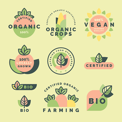 Organic Farming Labels