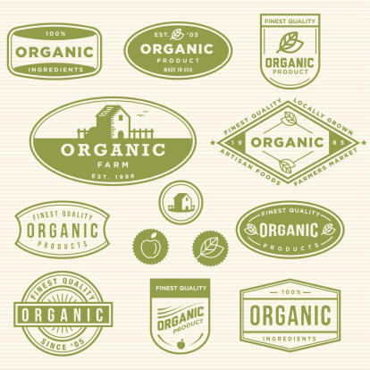 Organic Product Labels