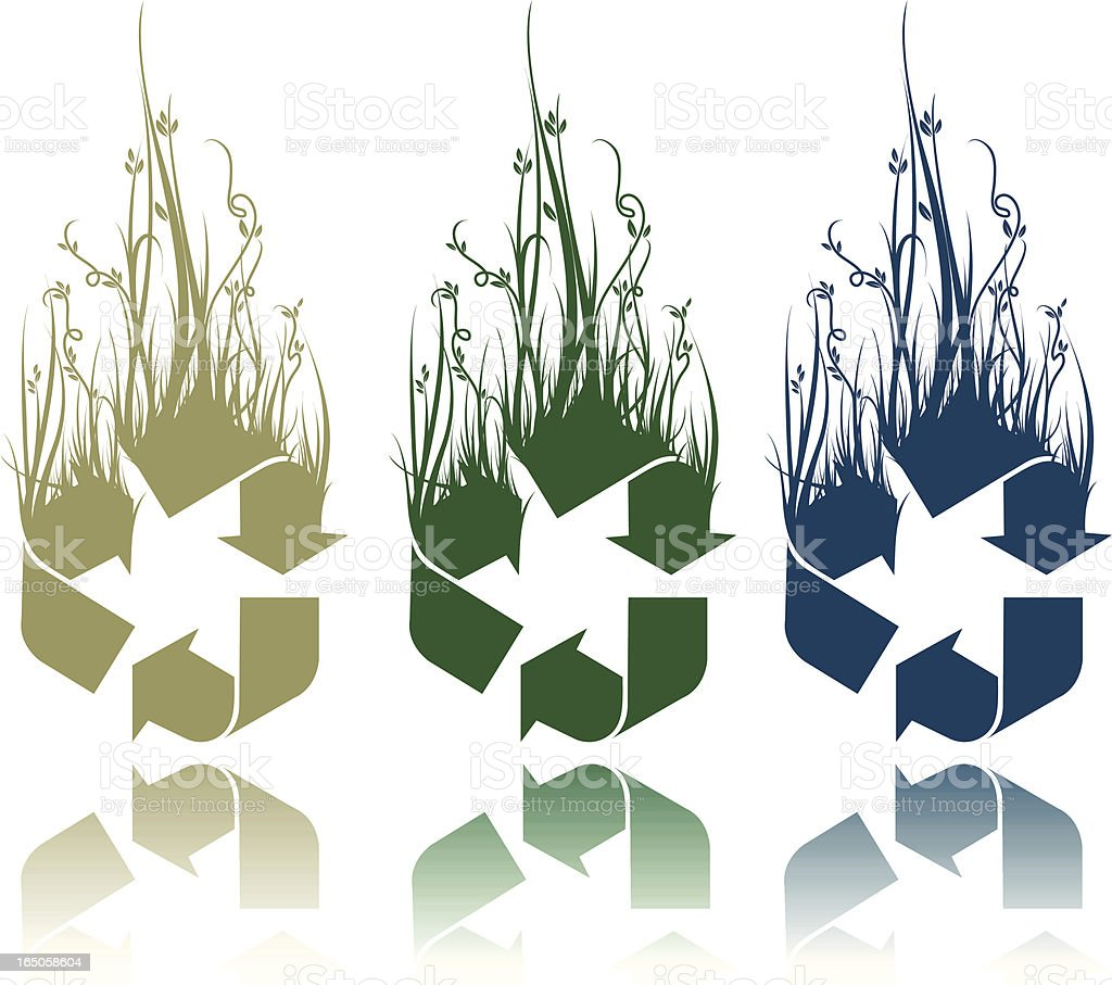 organic recycle royalty-free organic recycle stock vector art & more images of arrow symbol