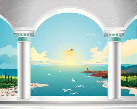 Orient Summer Sun
