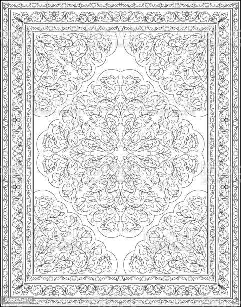 Oriental floral carpet vector id908625410?b=1&k=6&m=908625410&s=612x612&h=thywspxei0ufothjxyzw3twb 7axzcdkuqjdoposfym=
