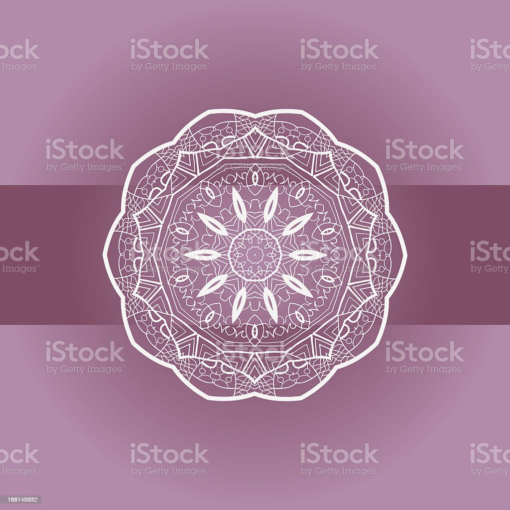 Oriental mandala motif royalty-free oriental mandala motif stock vector art & more images of art and craft