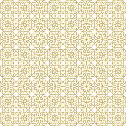 Oriental Seamless Pattern - Illustration