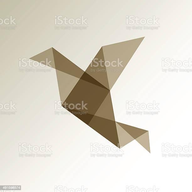 Origami bird logo brown vector id491598574?b=1&k=6&m=491598574&s=612x612&h=gkq1p3n yssdagffzqfqoi7keq iolutylod99cqbc0=