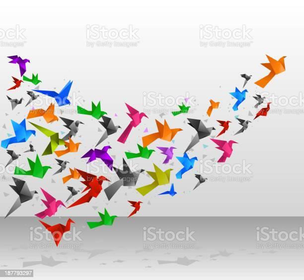 Origami birds vector id187793297?b=1&k=6&m=187793297&s=612x612&h= scjlrdd2 jocnnwhngl2srgkxyb 5sqa1xi0gh36ua=