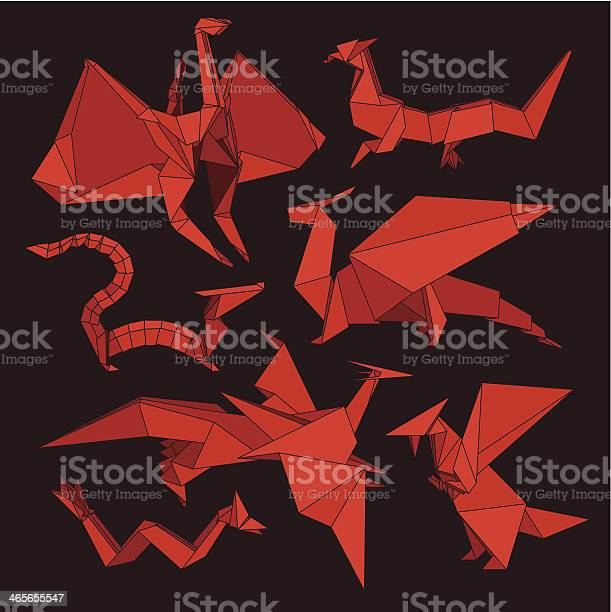 Make These 11 Awesome Origami Dragons! | All About Japan | 612x611