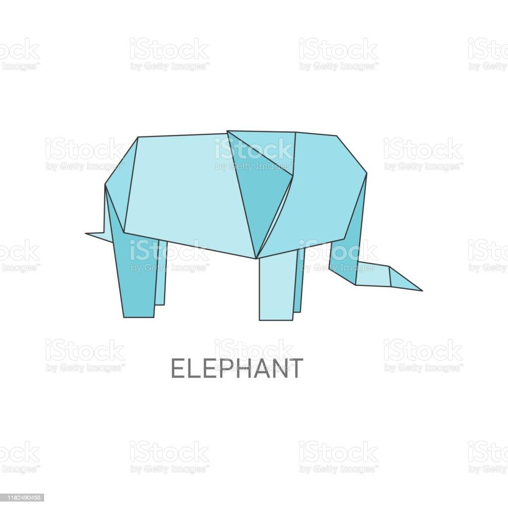 31 Origami Elephants to Fold for the #ElephantOrigamiChallenge ... | 1024x1024