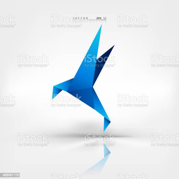 Origami paper bird on abstract background vector id468391776?b=1&k=6&m=468391776&s=612x612&h=fiaoailp4wjcjbfmndr9te 66zoqimlo9ot6 cvd2vo=