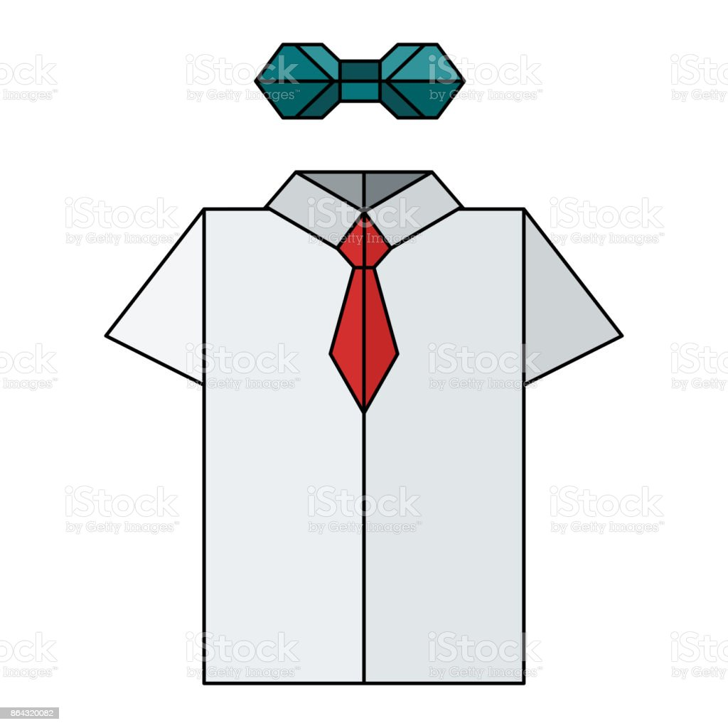 Origami Shirt | 1024x1024
