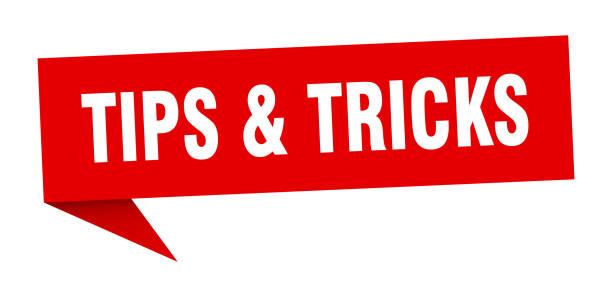 stockillustraties, clipart, cartoons en iconen met origamisign2red - goocheltruc
