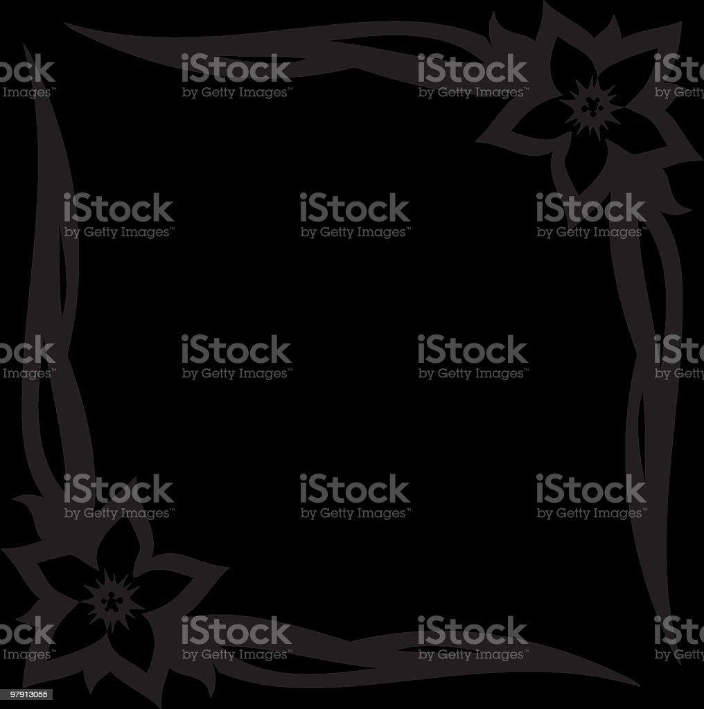 Original floral ornament royalty-free original floral ornament stock vector art & more images of angle