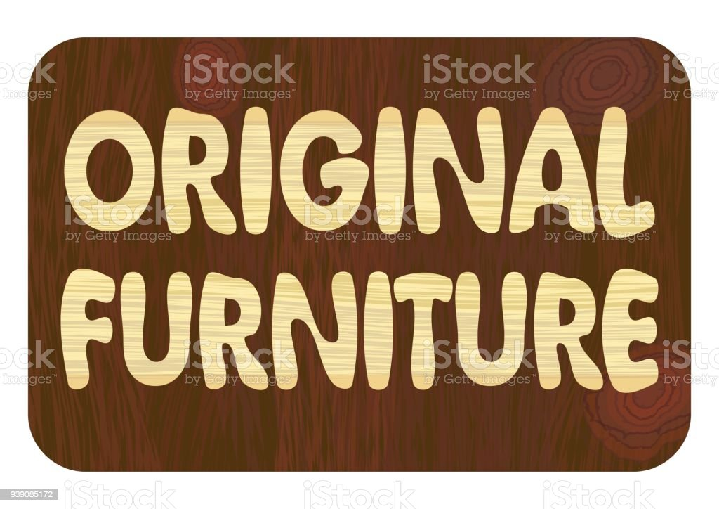 original furniture wood art inlay lettering corporate banner wood craft industry furniture