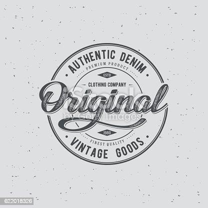 istock Original print gray 622018326