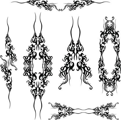 ornament series-design elements
