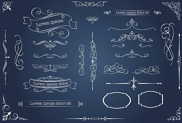 ornament - wedding fashion stock illustrations, clip art, cartoons, & icons